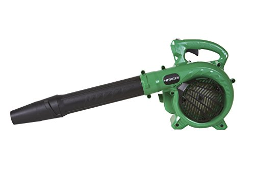 Hitachi RB24EAP Gas Powered Leaf Blower, Handheld, Lightweight, 23.9cc 2 Cycle Engine, Class Leading 441 CFM, 170 MPH, Commercial...