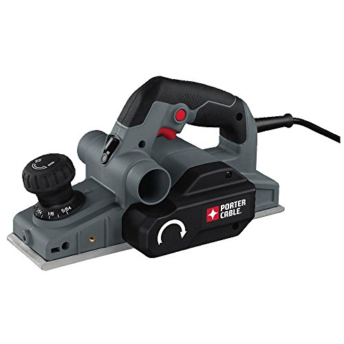 PORTER-CABLE Hand Planer, 6-Amp, 5/64-Inch (PC60THP)
