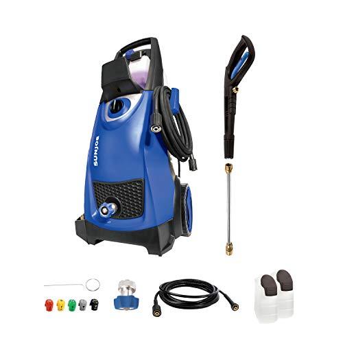 Sun Joe SPX3000-SJB 2030 Max Psi 1.76 Gpm 14.5-Amp Electric Pressure Washer, Blue