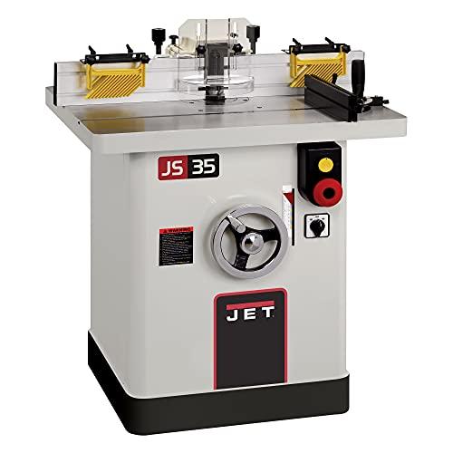 JET JWS-35X5-1 Woodworking Shaper, 5HP, 230V 1Ph (708326)