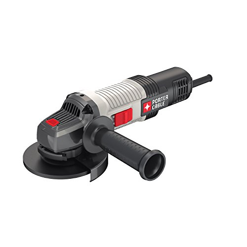 PORTER-CABLE Angle Grinder Tool, 4-1/2-Inch, 6-Amp (PCEG011)