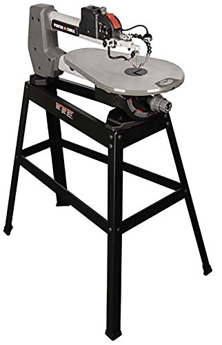 18' Variable Speed Scroll Saw with Stand