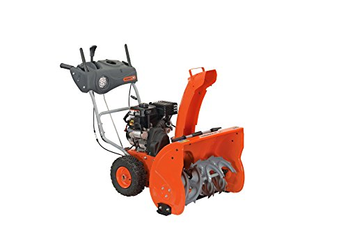 YARDMAX YB6770 Two-Stage Snow Blower, LCT Engine, 7.0HP, 208cc, 26'