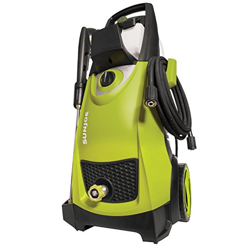 Sun Joe SPX3000 2030 Max PSI 1.76 GPM 14.5-Amp Electric Pressure Washer