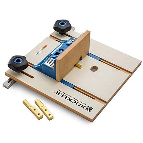 Rockler Router Table Box Joint Jig'