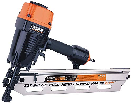 Freeman PFR2190 21-Degree Full-Head Framing Nailer by Freeman