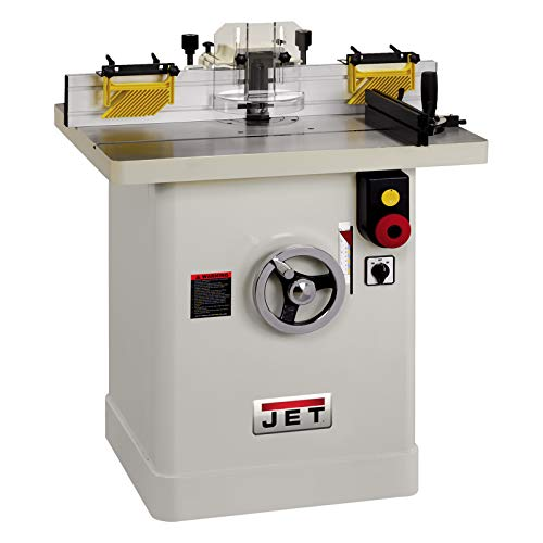 JET JWS-35X5-1 Woodworking Shaper, 5HP, 230V 1Ph (708326)