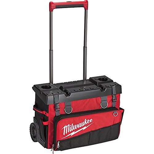Milwaukee 48-22-8220 Hardtop Rolling Bag, 24'
