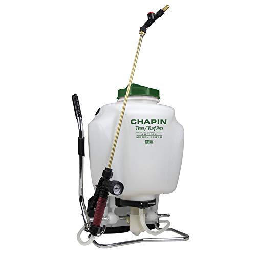 Chapin International 6-2000 Tree/Turf Pro Commercial Backpack Control Flow Valve Technology for Fertilizer Lawn-and-Garden-Sprayers, 4...