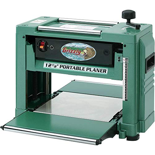 Grizzly Industrial G0505 - 12-1/2' 2 HP Benchtop Planer