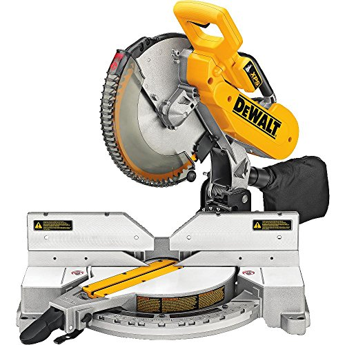 DEWALT DW716XPS Compound Miter Saw with XPS, 12-Inch (Discontinued)