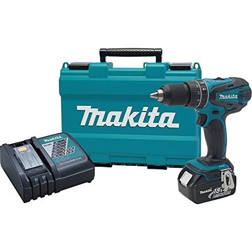 Makita XPH012 18V LXT Lithium-Ion Cordless 1/2-Inch Hammer Driver-Drill Kit with One Battery- DIscontinued by Manufacturer...