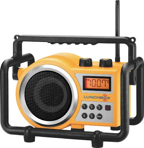 Sangean LB-100 Ultra Rugged Compact AM / FM Radio