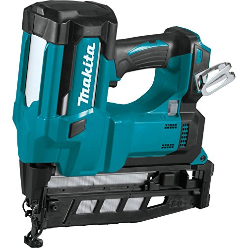 Makita XNB02Z 18V LXT Straight Finish Nailer, 16 Gauge, 2-1/2'