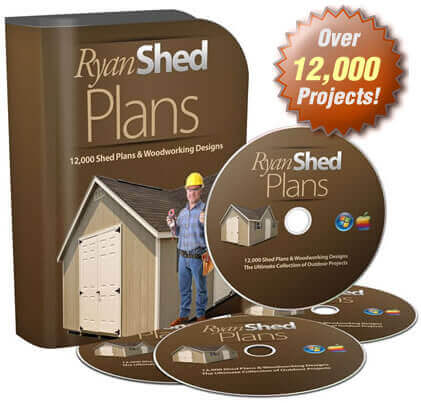 12000 shed plans