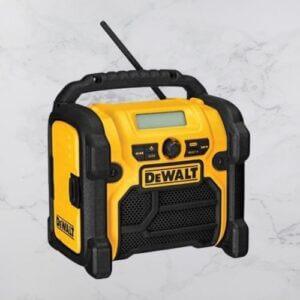 best jobsite radios
