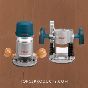 Bosch 1617EVSPK Wood Router Combo Kit Review