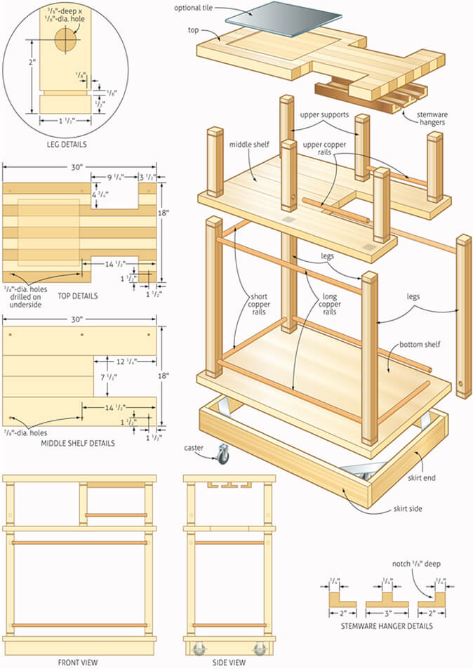 teds woodworking plans diagram